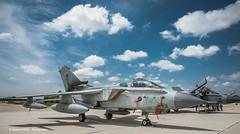 RAF Tornado (Ignacio Ferre) Tags: tlp tacticalleadershipprogramme leab albacete raf tornado panavia nikon military militar losllanos aircraft airplane aeronave avión aviation aviación
