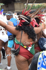 DSC_7522 (photographer695) Tags: notting hill caribbean carnival london exotic colourful costume girls dancing showgirl performers aug 27 2018 stunning ladies