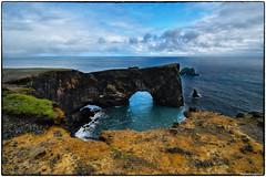 The arch at Dyrhólaey (RKop) Tags: dyrhólaey d500 iceland 1020nikkoraf‑pdx raphaelkopanphotography dyrholaey