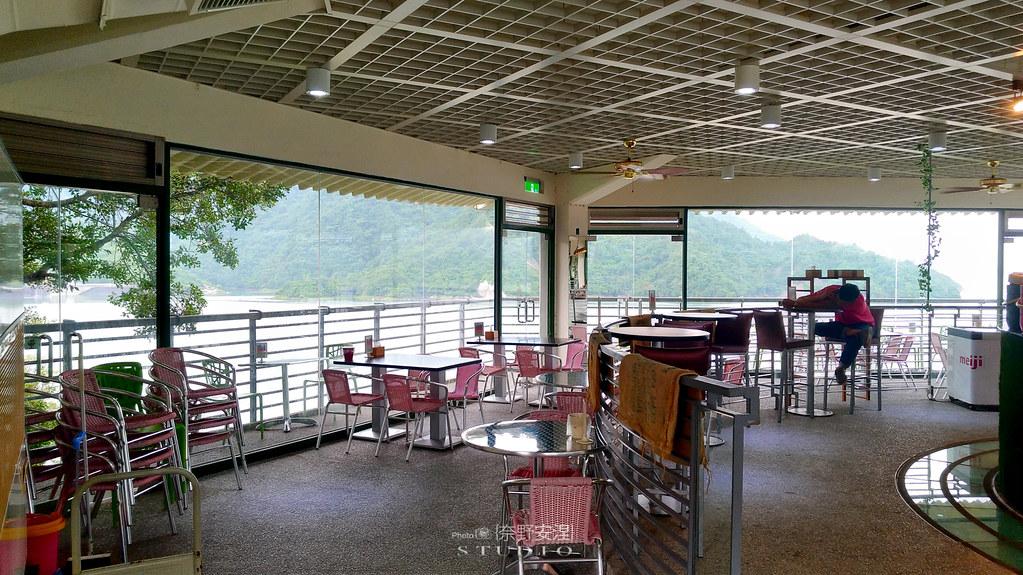 曾文水庫360度咖啡觀景樓 |雨後的台灣,很美22