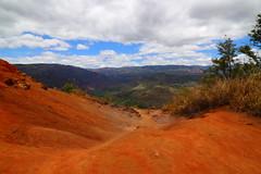 Red Dirt (Ken S Three) Tags: landscape reddirt kauai hawaii dirt