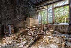 Chernobyl School Daze (Frank C. Grace (Trig Photography)) Tags: pripyat kievoblast ukraine ua