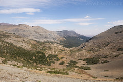 Looking north from Firebrand Pass (hike734) Tags: