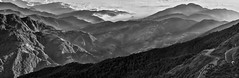 Foggy Eden (Sheng yao Kuo) Tags: taiwan nantou renai foggy eden qingjing farm outdoor panorama autopano mono monochrome mountain valley black white bw tone monotone summit road sony ilce7rm3 a7r3 a7riii batis28135 batis 135mm apo f28 sonnar zeiss carlzeiss photography landscape fog sky