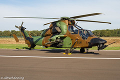 EC665 Tigre HAD, 6013/BJM, Frankrijk (Alfred Koning) Tags: 6013bjm belgianairforcedays2018 ebblkleinebrogel ec665tigre ec665tigrehad frankrijk locatie vliegtuigen