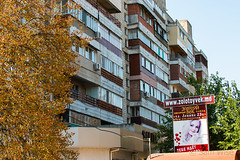 Bender Building (Sam Wise) Tags: transnistria moldova building bendery moldovan architecture republic soviet pridnestrovia bender