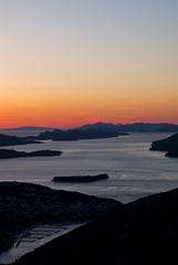 Good night Dubrovnik (HansPermana) Tags: dubrovnik croatia kroatien hrvatska eu europe europa oldtown fort kingslanding wall adriaticsea sea sunset hafen city cityscape gameofthrones