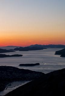 Good night Dubrovnik