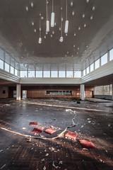 (bananahh) Tags: kantine speisesaal firma fabrik verlassen verfallen derelict abandoned