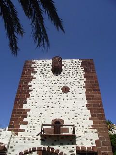 San sebastian de la gomera torre del conde