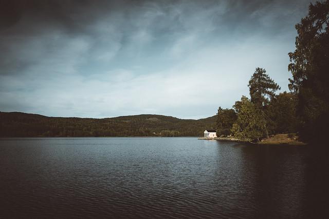 The Bogstadvannet Lake