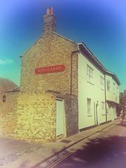 King's Arms, Sandwich (@bill_11) Tags: 4 development england filmefex googlephotos kent nikcollection nikcolourefex places published sandwich unitedkingdom gb