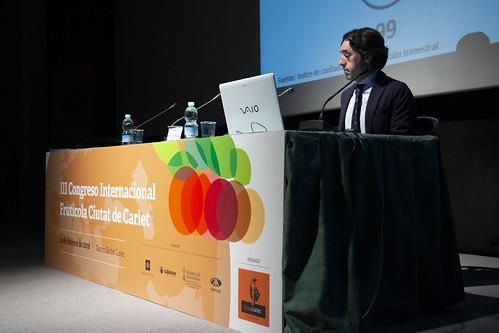 III Congreso Internacional Frutícola Ciutat de Carlet. Carlet (22-02-2018)