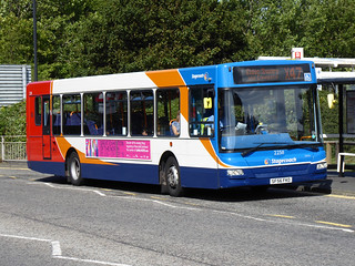 Stagecoach in Newcastle 22511 (SF56 FKO)