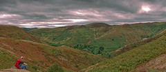 Carding Mill Valley (seantindale) Tags: cardingmillvalley shropshire uk panoramic landscape olympus omdem5markii travel summer view