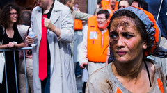 Zinneke 2018 - LA NON-VACANCE (saigneurdeguerre) Tags: europe europa belgique belgië belgien belgium belgica bruxelles brussel brüssel brussels bruxelas ponte antonioponte aponte ponteantonio saigneurdeguerre canon 5d mark 3 iii eos zinneke parade 8 mai mei 2018 zinnode lanonvacance nonvacance