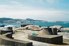 Remains of fortifications (m-og-m) Tags: fuji superia 200 kodakretina1bschneiderkreuznachretinazenarf2 850mm