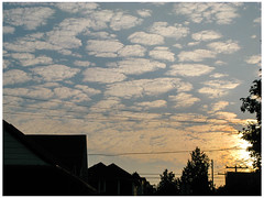 Friday Evening (prima seadiva) Tags: clouds dusk evening silhouette sky sunset