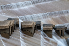 Steps in the Water (dcnelson1898) Tags: fortworth texas travel city vacation art water longexposure nikond810