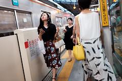 Had a bad day (postboxes) Tags: kawasaki japan people japanese girl