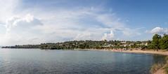 Kastri Beach (Georg Brutalis) Tags: beach chalkidiki eλλάδα eλλάσ griechenland hellas kastri kastribeach strand xαλκιδική