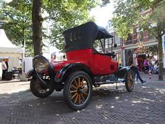 T Ford op Raadhuisplein Apeldoorn (willemalink) Tags: t ford op raadhuisplein apeldoorn