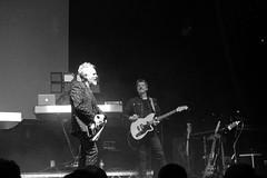 Howard Jones @ Manchester Ritz 24.11.17 (eskayfoto) Tags: panasonic lumix lx3 gig music concert live band stage tour manchester lightroom manchesterritz ritz theritz howard jones howardjones hojo monochrome mono bw blackandwhite p1640676editlr p1640676