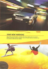 3 (ErenXsara) Tags: citroën saxo new morning citroënsaxo saxonewmorning saxo16i saxo14i saxo16i16v catalogue catalog catálogo brochure car coche voiture depliant