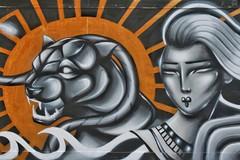 London Street Art 2018/127 (gary8345) Tags: greatbritain graffiti urbanart london britain art england 2018 unitedkingdom artistic croydon londonist snapseed streetart southlondon uk
