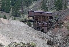 Tipple at the Commodore Mine (Ron Wolf) Tags: creede historic abandoned landscape mine mining structure tailings tipple mineralcounty colorado
