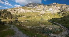 Le Lac Lioson (6line8) Tags: lac lioson picchaussy laclioson coldesmosses vaud paysdenhaut montagne switzerland