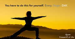 Be yourself! Mental and physical activity. (ProsperityofLifeAZ) Tags: active silhouette yourself self esteem lifestyle concept life stress success happy yoga activity joy balance pleasure health healthy background freedom posture like own ego mind outdoor strength mental awareness connection connectivity spontaneity sky practice training limit soul devotion dedicated alternativemedicine moving body gesture movement unique inner contemplation quality slovenia
