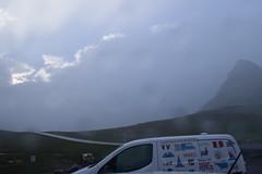 Kirkjufell (BaylissDavid**88) Tags: kirkjufell iceland snæfellsnes peninsula subarctic rain wind storm green mountain foss clouds sky nordic adventure