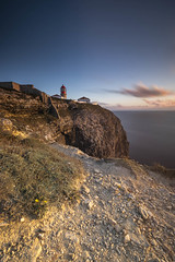 Lighthouse (Sizun Eye) Tags: cabosaovicente cape st vincent cabodesãovicente lighthouse coast cliffs rocks nature landscape seascape shore seashore longexposure le poselongue nisifilters nikond750 nikon1424mmf28 1424mm nikkor