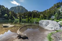 l'ESTANYERA (ERREACHE) Tags: pirineos agua aigã¼estortes bigstopper estany ibã³n lestanyera lake landscape leesw150 lleida montaã±a nationalpark naturaleza nature parquenacional pyrenees valdegerber