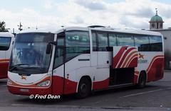 Bus Eireann SC238 (07D85589). (Fred Dean Jnr) Tags: buseireann dublin august2010 broadstonedepotdublin broadstone scania irizar century buseireannbroadstonedepot sc238 07d85589