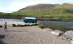 vakantie ierland 2018 (HarmvVugt) Tags: vw lt35 camper ierland ireland