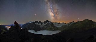 Our Galaxy, Trekking around Elbrus