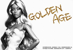 Golden Age (Fashion Royalty/NU.Face The Faces of Adele Adele Makeda W Club Exclusive) (wenbosu) Tags: barbie barbiedoll fashion fashiondoll fashionroyalty parker nuface royalty poppyparker wclub dollcollector frdoll integrity integritytoys fr fr2 nf2 it poppy toys pp