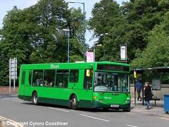 Green Day (3) (Cymru Coastliner) Tags: nct nottinghamcitytransport scaniaomnitown 204 yn04anf bus qmc nottingham