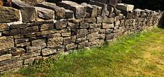 Dry stone wall (David JP64) Tags: dry stone wall wednesday huddersfield