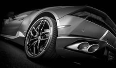 LAMBO (Dave GRR) Tags: lamborghini monochrome bw mono ea carsncoffee toronto auto show 2018 olympus sportscar hypercar supercar