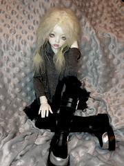 Photo tests (Bazangi) Tags: dim dollinmind larina abjd bjd doll