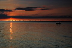 Lebenslust (♥ ♥ ♥ flickrsprotte♥ ♥ ♥) Tags: ostsee meer sonnenuntergang strand wasser flickrsprotte