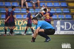 DSC_0471 (VAVEL España (www.vavel.com)) Tags: fcb masía barcelona barça blaugrana juvenil liganacional santandreu planterfcb cantera formativo fútbol