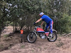 IMG_1805 (Remy Janssen) Tags: trial trials classic motorclub arnhem plonkers pleasure 2018 bsa matchless ajs norton twinshock honda yamaha motortrial eurocup ctn
