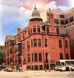 Milwaukee Club ~ Milwaukee Wisconsin ~ Historical Building ~ Club