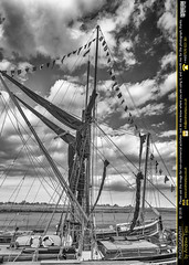 Masts of Maldon (andrewtijou) Tags: andrewtijou nikond7200 europe unitedkingdom uk england eastanglia essex maldon boats sails rigging