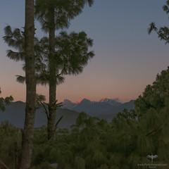 Asia / Nepal / The Himalayas seen from Nagarkot (Pablo A. Ferrari) Tags: pabloferrariart nagarkot asia nepal himalayas mountains mountain clouds sky landscape paisaje nubes nepalese montañas mointainrange