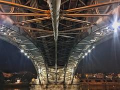 Under Triana bridge, last night in Seville. #seville #spain #trianabridge (MB9848) Tags: ifttt instagram